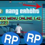 GTA V PC Online 1.42 Mod Menu 2018 wRpmoney hack (FREE