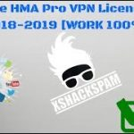 Get Free HMA Pro VPN License Keys 2018-2019 WORK 100