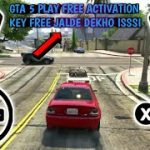 HOW TO FREE ACTIVATION KEY GTA 5 PLAY FREE ACTIVATION KEY FREE