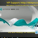 How to Activate Autodesk Maya 2018 With x force serial key and