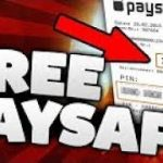 • PaySafeCard Hack • 2018 • Download • Working •