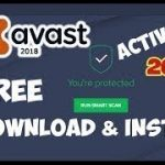 how to download avast 2018 antivirus with 10 years license file