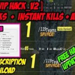 24 Rules of Survival NEW Anti Ban Anti Report VVIP_HACK_V2