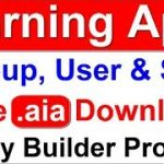 Download best ever Free aia file for Group Earning App, an