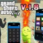 GTA 5 FOR ANDROID VERSION 1.8 WITH CHEAT CODES DOWNLOAD