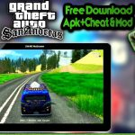 GTA San Andreas Download For Android With Cheat Apk + Mod Apk