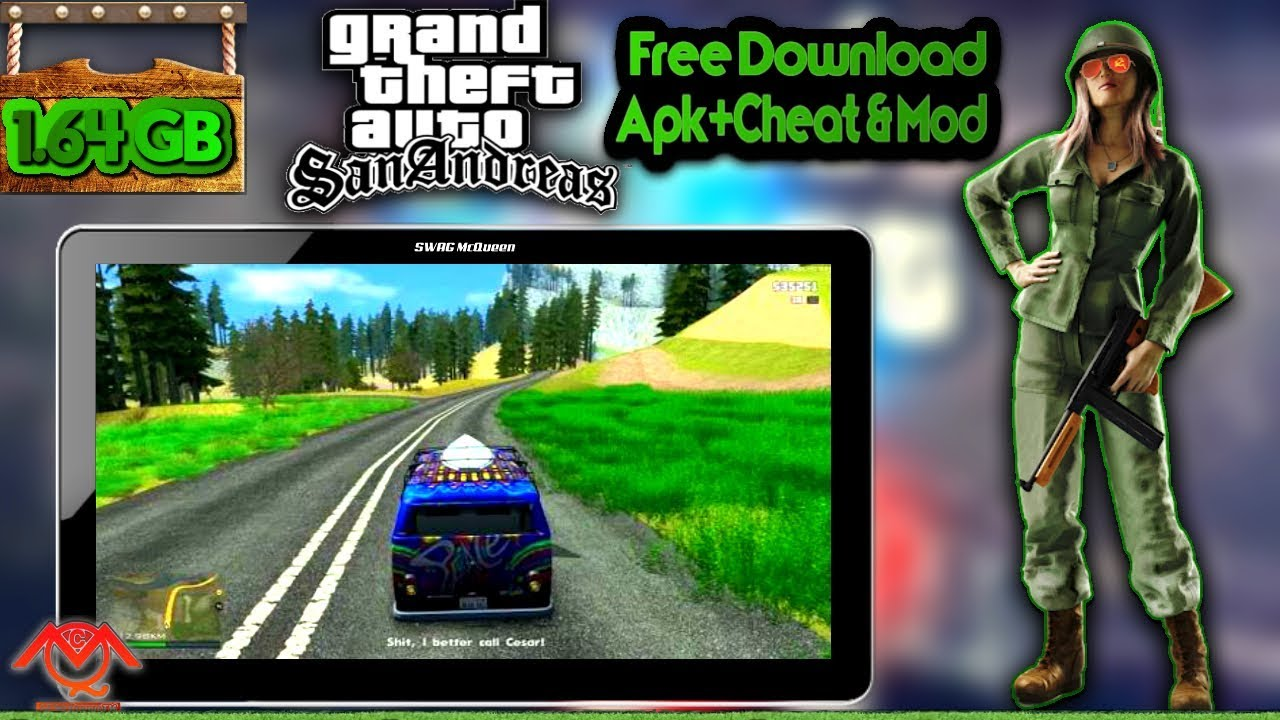 gta sa for android free download apk