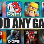✓HACK ALL YOUR FAVOURITE GAMES AND APPS USING ONLY 1 APP ON
