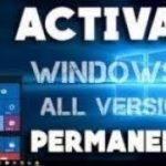 How to activate windows 10 all version free without software