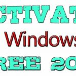 How to active Windows 10 2018 100 working