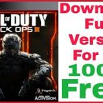 How to download Call Of Duty:- Black Ops 3 for PCFull version
