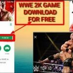 Wwe 2k 2015 game download for free 👍