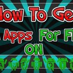 (2018) Paid Apps Games For Free On Android APK Without Root