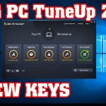 AVG PC TuneUp 2018 Serial Keys Lifetime 32 64 bit