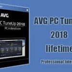 AVG PC TuneUp 2018 Serial keys lifetime free for 2018 100