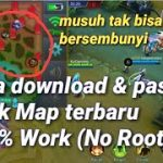 Cara Hack Map Mobile Legends terbaru(No root) Tutorial Cara