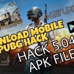 DOWNLOAD PUBG MOBILE NEW HACK 5.04V APK FILE IN ENGLISH VERSION