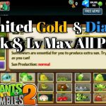 Download Cheat Plants VS Zombies 2 Unlimited Gold Diamond