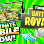 Get FORTNITE MOBILE Game Now – Download Link on iPhone, iPad,