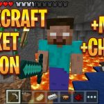 MINECRAFT POCKET EDITION (+MODCHEAT) – DOWNLOAD + TUTORIAL