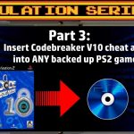 PS3 Tutorial Emulation series Pt.3 – Insert Codebreaker V10