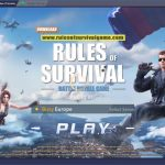 Play Rules of Survival on Mac and PC