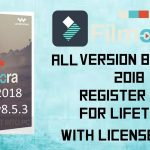 Register Wondershare Filmora 8.5.3 2018 100 work With
