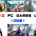 TOP 10 PC GAMES UNDER 10GB With Direct Download Links
