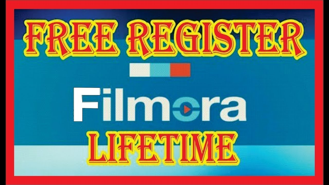 how to register filmora with internet