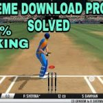 World cricket battle Game download preblem solved , download