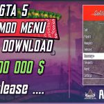 GTA 5 PC Online 1.43 Mod Menu – Solitary wMoney Hack (FREE