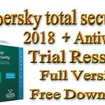 Kaspersky Total Security 30 Days Trial Reset 100 Working After
