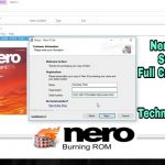Nero 8 Setup Serial Key Full Crack Version 2018