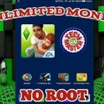 THE SIMS MOBILE V-9.3.0.148139 NO ROOT UNLIMITED MONEY