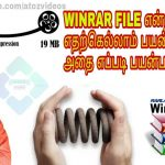 What Is Winrar? How To Use It? And Download computer class in