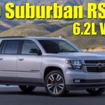 Breaking News: First Ever 2019 Chevy Suburban RST with Big Boy