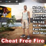 CARA CHEAT FREE FIRE MOD v1.17.3 NO ROOT TERBARU