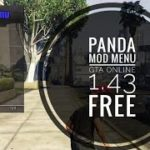 GTA 5 PC Online 1.43 Mod Menu – Panda wRelease (FREE DOWNLOAD)