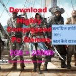How to Download Highly Compressed Pc Games 100 Working