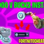 How to Get Free Fortnite V Bucks-Hack for iOS,PS4,PC,XBOX