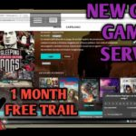 NEW CLOUD GAMINGNOW PLAY ANY GAME IN NEW CLOUD SERVICEFOR