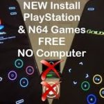 NEW GET PlayStation N64 Games FREE NO PC iOS 11 – 11.3.1