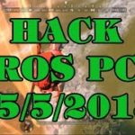 ROS PC 9.0 Part 2 Hack Wall, AimBot, Speed Cách Hack