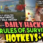 Rules Of Survival Cheat May 5 2018 ROS CHEAT May 5 Tips wont
