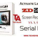 ZD Soft Screen Recorder 11.1.9 Serial Key is here (May 2018)✔