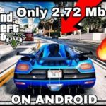 (2Mb)How To Download Real GTA 5 In Android 100 Working