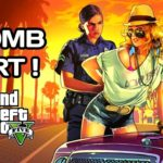 400MB Gta 5 For Pc highly compressed with game parts