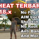 CARA CHEAT FREE FIRE V1.18.1 NO ROOT DI ANDROID TERBARU (AIM