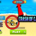 GAME CHEAT CRASH OF CARS TERBARU UNLIMITED MONEY