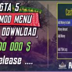 GTA 5 PC Online 1.43 Mod Menu – MemeWare wMoney Hack (FREE
